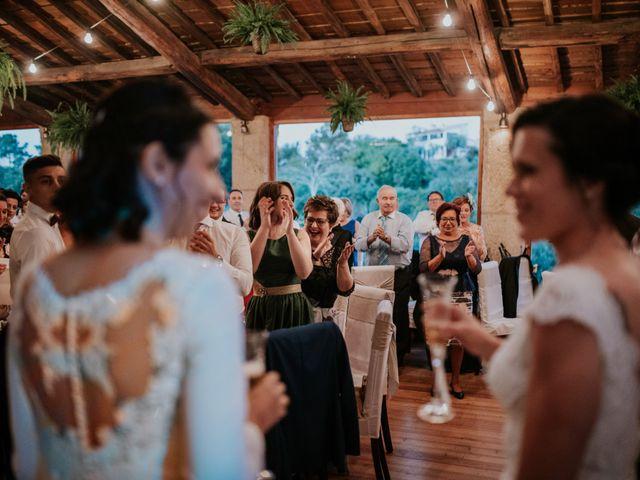 La boda de Nati y Yoli en Vigo, Pontevedra 36
