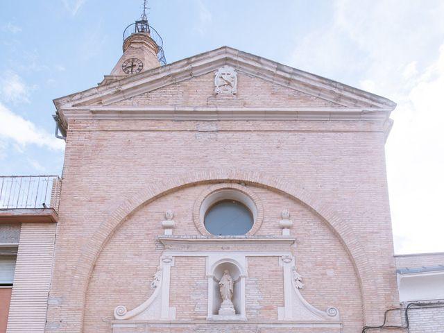 La boda de Alberto y Marga en El Burgo De Ebro, Zaragoza 3