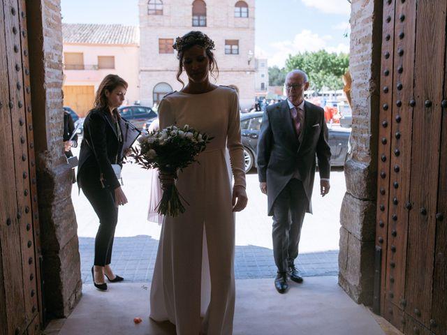 La boda de Alberto y Marga en El Burgo De Ebro, Zaragoza 13