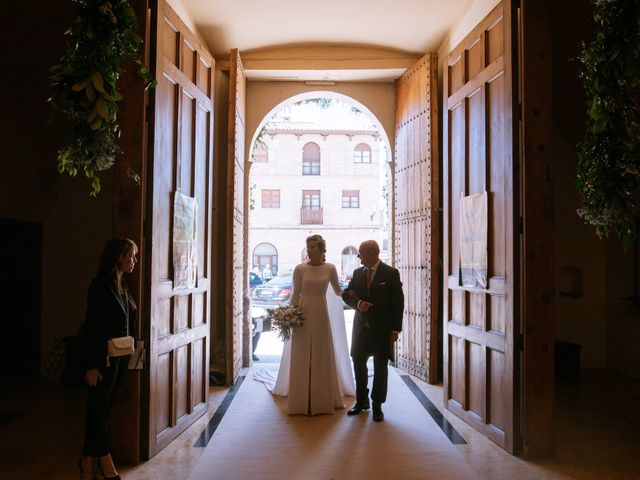 La boda de Alberto y Marga en El Burgo De Ebro, Zaragoza 14