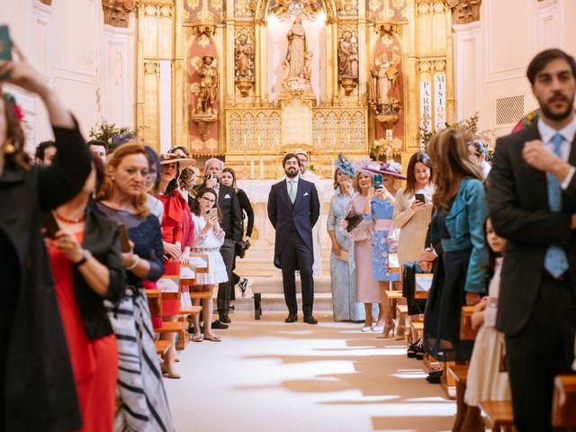 La boda de Alberto y Marga en El Burgo De Ebro, Zaragoza 15
