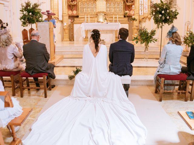 La boda de Alberto y Marga en El Burgo De Ebro, Zaragoza 17
