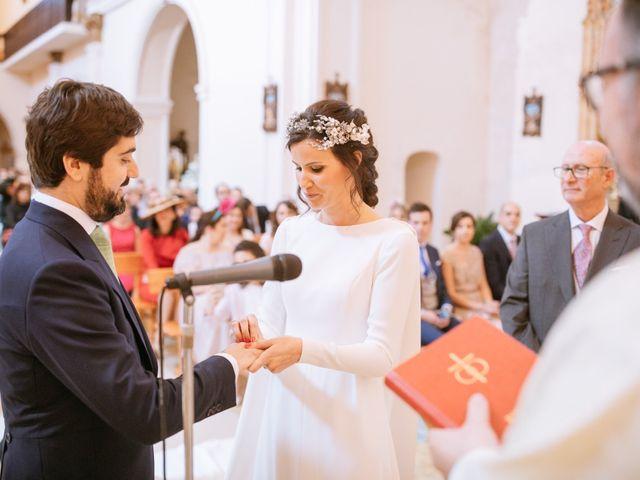 La boda de Alberto y Marga en El Burgo De Ebro, Zaragoza 21