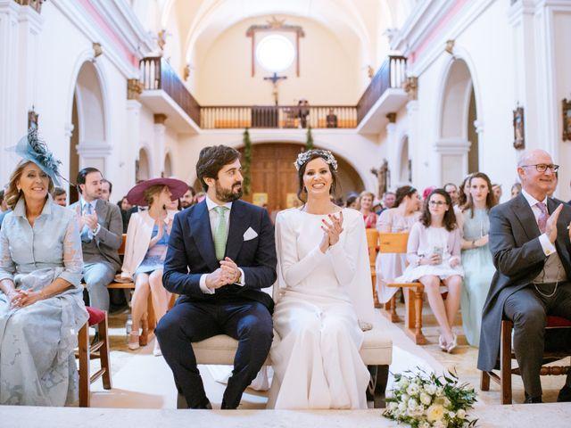 La boda de Alberto y Marga en El Burgo De Ebro, Zaragoza 22