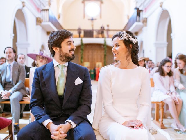 La boda de Alberto y Marga en El Burgo De Ebro, Zaragoza 23
