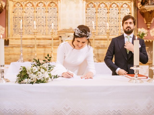 La boda de Alberto y Marga en El Burgo De Ebro, Zaragoza 24