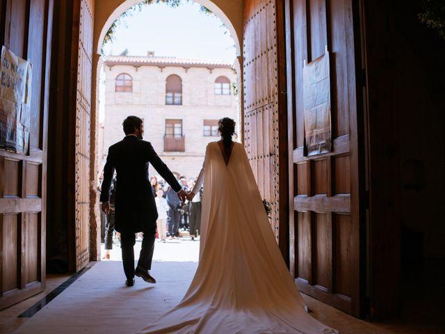 La boda de Alberto y Marga en El Burgo De Ebro, Zaragoza 25