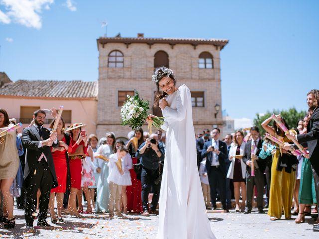 La boda de Alberto y Marga en El Burgo De Ebro, Zaragoza 26
