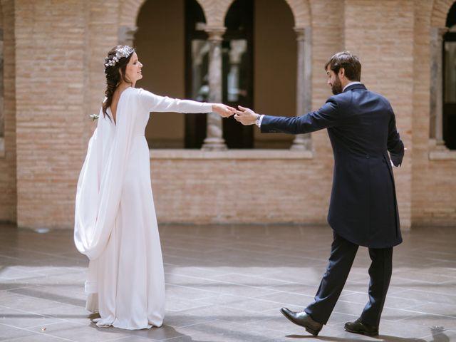 La boda de Alberto y Marga en El Burgo De Ebro, Zaragoza 27
