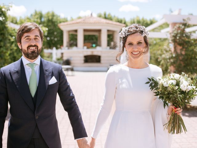 La boda de Alberto y Marga en El Burgo De Ebro, Zaragoza 28