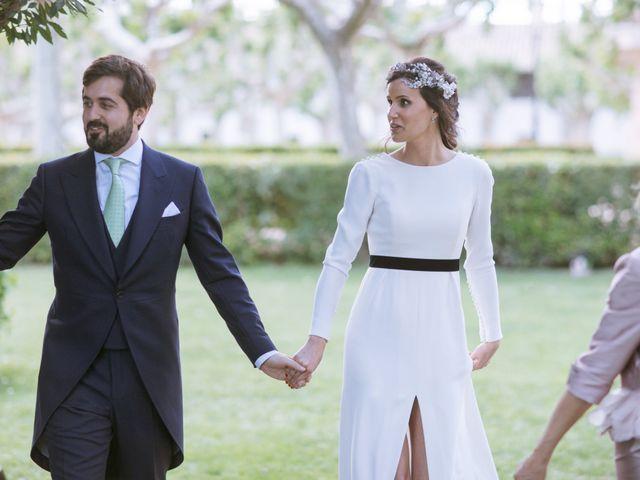 La boda de Alberto y Marga en El Burgo De Ebro, Zaragoza 30