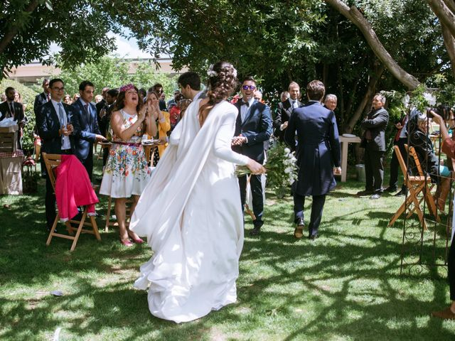 La boda de Alberto y Marga en El Burgo De Ebro, Zaragoza 36