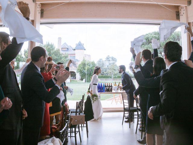 La boda de Alberto y Marga en El Burgo De Ebro, Zaragoza 40