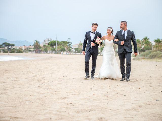 La boda de Raül y Eva en Cambrils, Tarragona 18