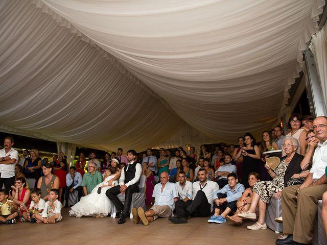 La boda de Raül y Eva en Cambrils, Tarragona 21