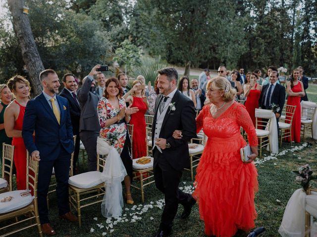 La boda de Rubén y Laura en Málaga, Málaga 11