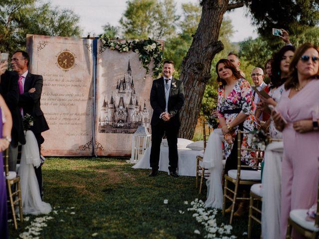 La boda de Rubén y Laura en Málaga, Málaga 12
