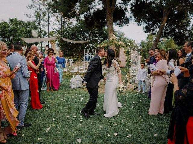 La boda de Rubén y Laura en Málaga, Málaga 16