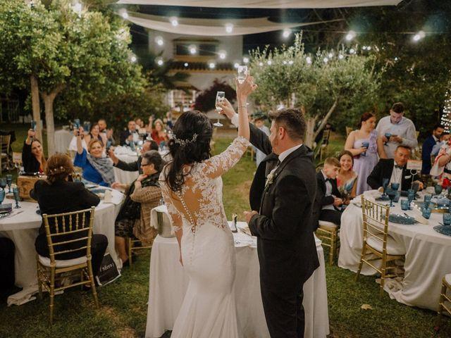La boda de Rubén y Laura en Málaga, Málaga 22
