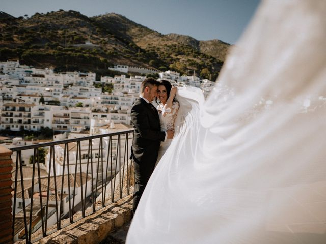 La boda de Rubén y Laura en Málaga, Málaga 1