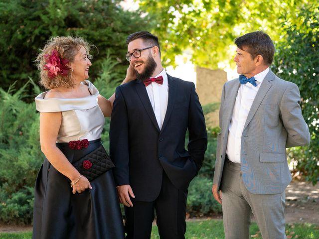 La boda de Fernando y Anna en Tarragona, Tarragona 9