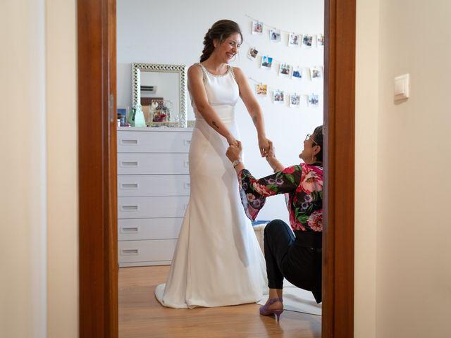 La boda de Fernando y Anna en Tarragona, Tarragona 16