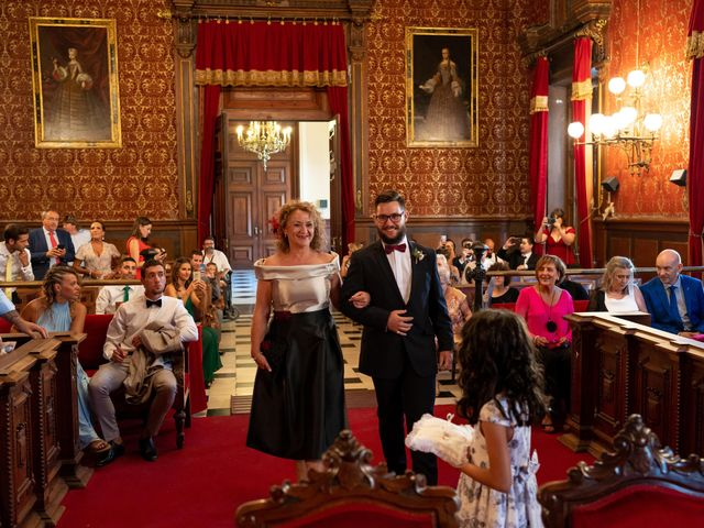 La boda de Fernando y Anna en Tarragona, Tarragona 22