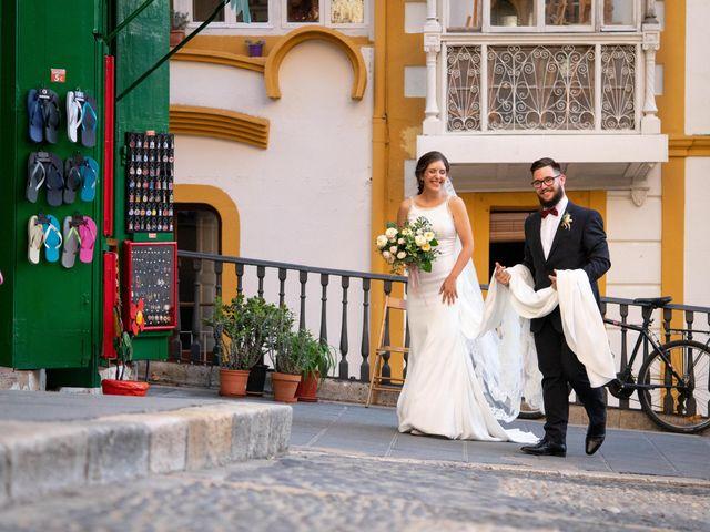 La boda de Anna y Fernando