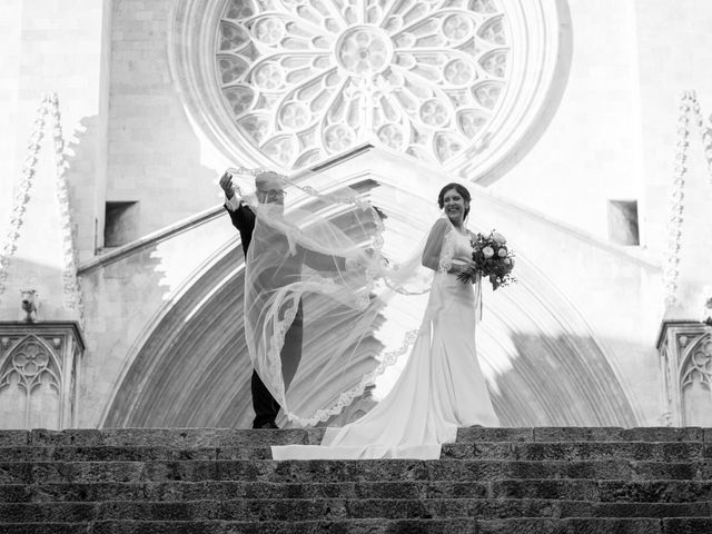 La boda de Fernando y Anna en Tarragona, Tarragona 1