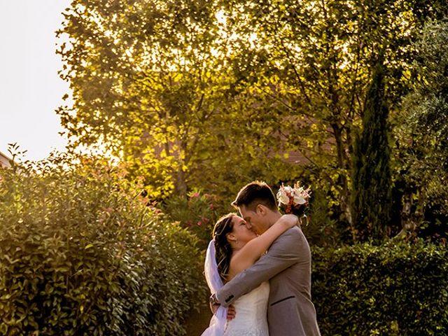La boda de Claudio y Alejandra en Leganés, Madrid 2