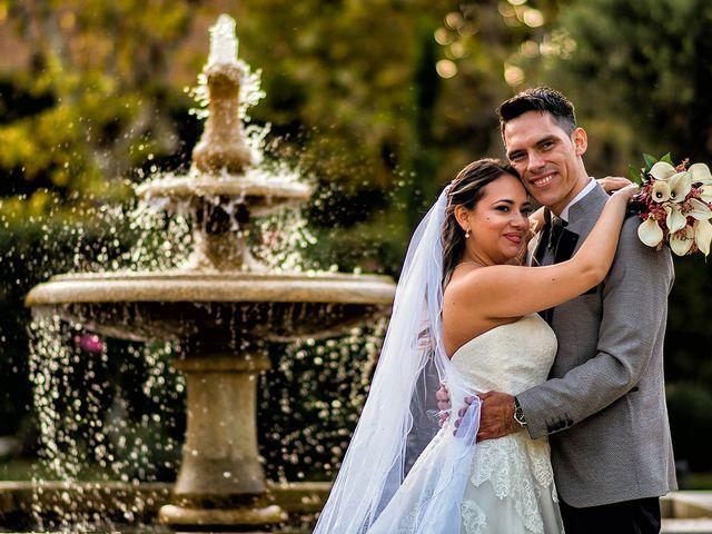 La boda de Claudio y Alejandra en Leganés, Madrid 4