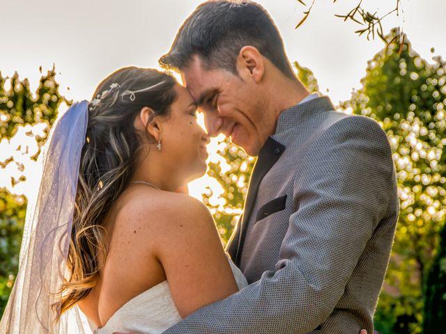 La boda de Claudio y Alejandra en Leganés, Madrid 8