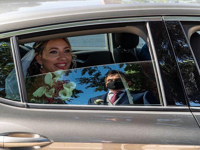La boda de Claudio y Alejandra en Leganés, Madrid 11