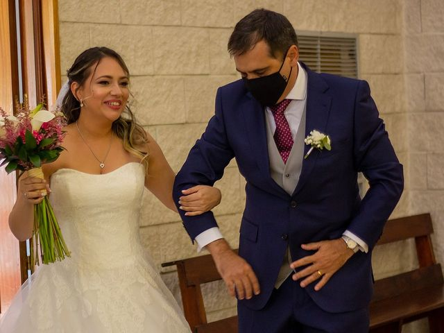 La boda de Claudio y Alejandra en Leganés, Madrid 13