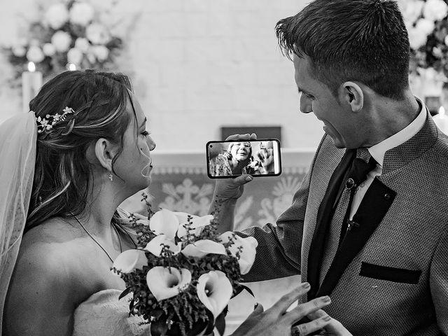 La boda de Claudio y Alejandra en Leganés, Madrid 16