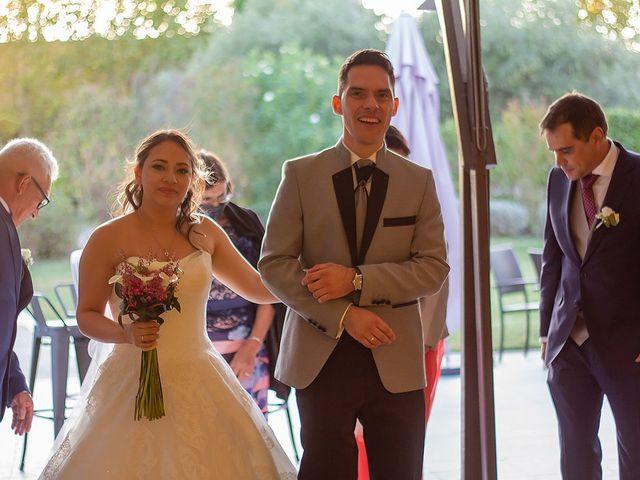 La boda de Claudio y Alejandra en Leganés, Madrid 18