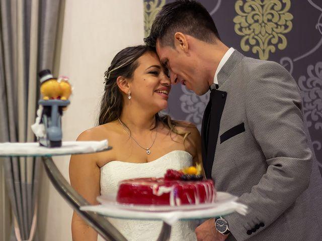 La boda de Claudio y Alejandra en Leganés, Madrid 20