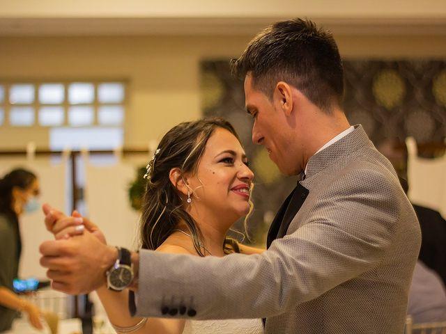 La boda de Claudio y Alejandra en Leganés, Madrid 22
