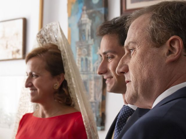 La boda de Pablo y Inés en Albacete, Albacete 11