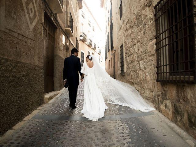 La boda de Pablo y Inés en Albacete, Albacete 78