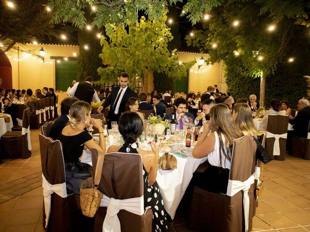 La boda de Pablo y Inés en Albacete, Albacete 109