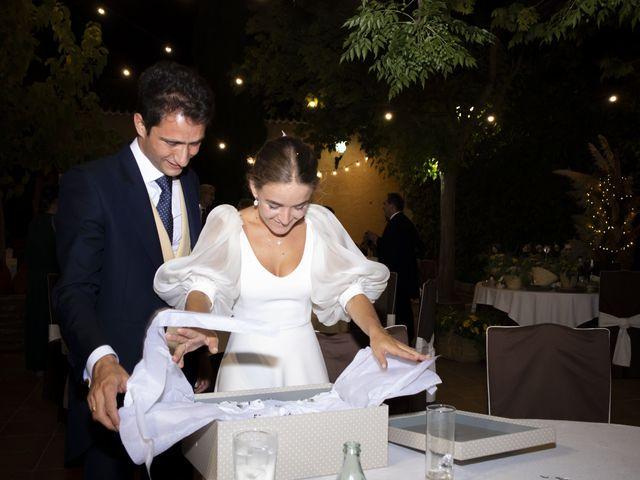 La boda de Pablo y Inés en Albacete, Albacete 124
