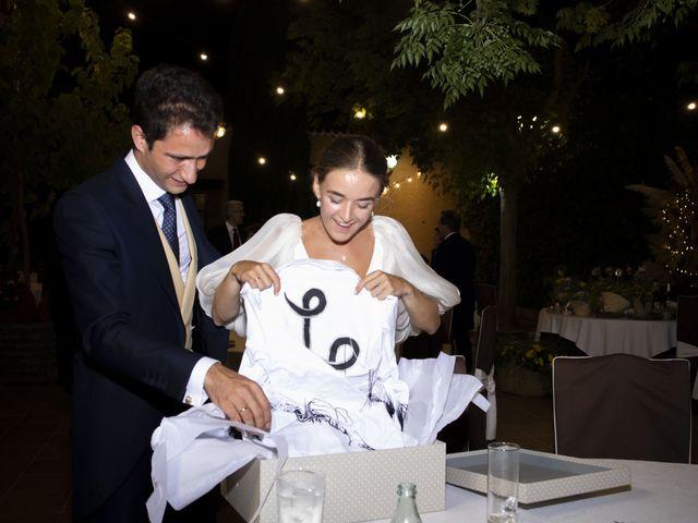 La boda de Pablo y Inés en Albacete, Albacete 125