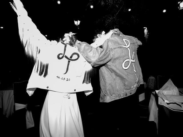 La boda de Pablo y Inés en Albacete, Albacete 128