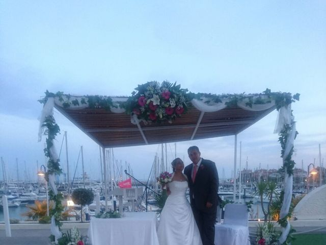 La boda de mercedes victoria y antonio en Cádiz, Cádiz 2