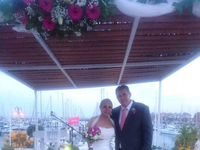 La boda de mercedes victoria y antonio en Cádiz, Cádiz 3