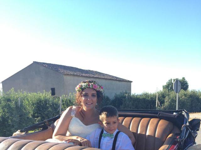 La boda de Marc y Iris  en Bellvis, Lleida 2