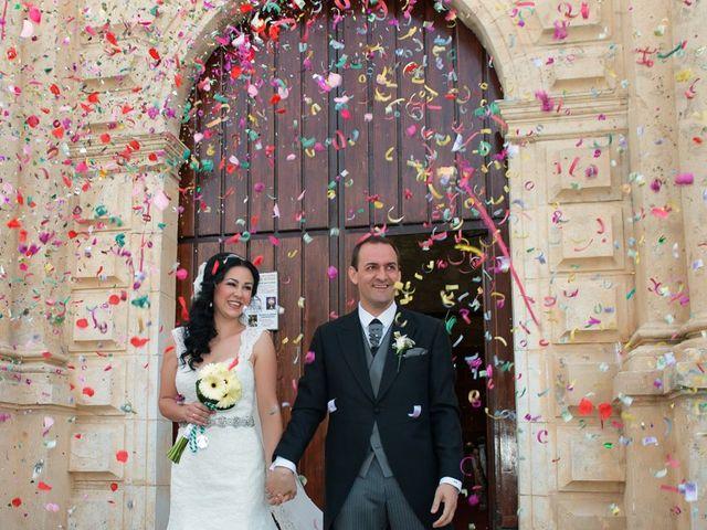 La boda de Irina y Alberto