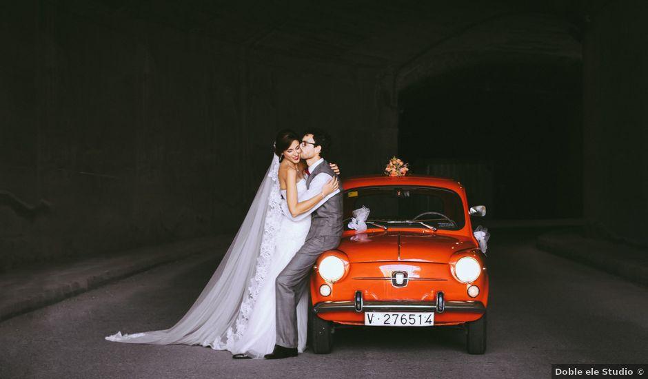 La boda de Plácido y Rocio en Cieza, Murcia
