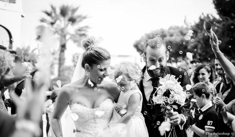 La boda de guillen y Sara en Sant Vicenç De Montalt, Barcelona